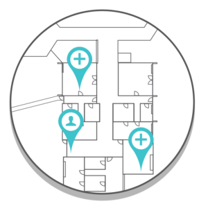 Localisation (RTLS) Floor Plan