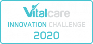 vitalcare innovation challenge 2020 logo